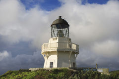 Manukau Heads Lighthouse Royalty Free Stock Photo