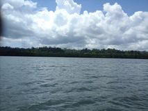 Manus Island Scenery unedited photos Stock Images
