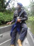 Manus Police Force Royalty Free Stock Photos