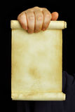 Manuscript stock afbeeldingen