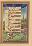 Manuscript booknuscript book. Ancient historical illustration royalty free stock photos