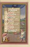 Manuscript booknuscript book. Ancient historical illustration royalty free stock photography