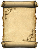 manuscrit Image stock