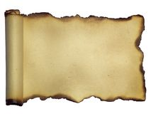 Manuscrito Imagem de Stock