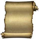 Manuscrito ilustração royalty free