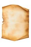 Manuscrito antiguo Foto de archivo