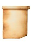 Manuscrito antiguo Imágenes de archivo libres de regalías