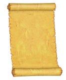 Manuscrito viejo. Espacio en blanco. Fotos de archivo libres de regalías