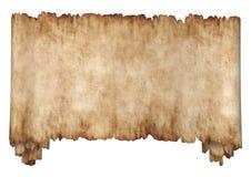Manuskript 2 horizontal Lizenzfreies Stockbild