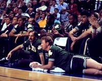 Manute Bol Philadelphia 76ers Royaltyfria Bilder