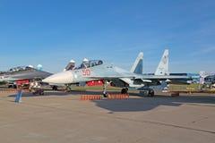 Manutenção programada de Sukhoi Su-30 Fotografia de Stock