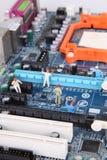 Manutenzione dell'IT Fotografia Stock
