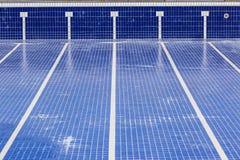 Manutenzione vuota della piscina Fotografia Stock