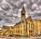 Manvers Street Baptist Church in Bath Stock Images