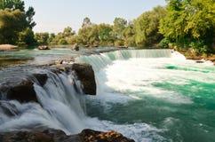 Manvgat vattenfall Royaltyfri Bild