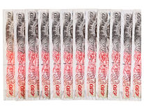 Many 50 pound sterling bank notes background Royalty Free Stock Photos