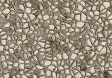 Many ancient stones backgrounds Royalty Free Stock Photos