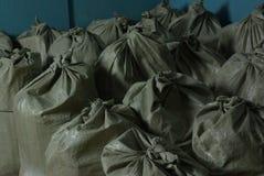 Many bag chokes Stock Images