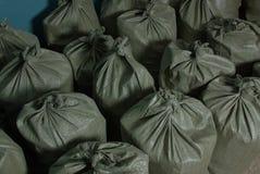 Many bag chokes Stock Photos