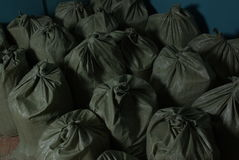 Many bags Stock Image