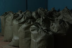 Many bags Stock Photos