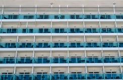 Many Balconies Royalty Free Stock Photos