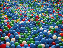 Many balls Stock Photography