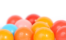 Many balls Stock Images