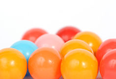Many balls Stock Image