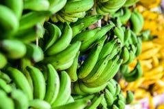 MANY BANANA COMB Stock Photo