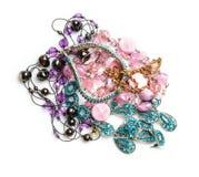 Many Beads Stock Photo