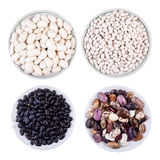 Many Beans Royalty Free Stock Photos