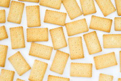 Many biscuit Stock Image