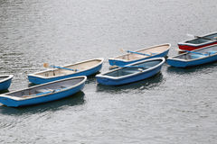 Many Boat In The River. Royalty Free Stock Photography