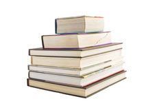 Many book Royalty Free Stock Photo