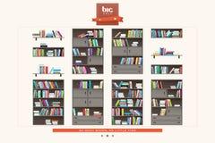 Many Books Stock Photo