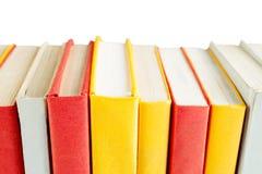 Many books Royalty Free Stock Photography
