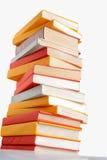 Many books Stock Photography