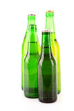 Many bottles of beer Stock Photos