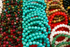 Many Bracelet colorful Royalty Free Stock Image