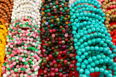 Many Bracelet colorful Stock Image