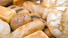 Many bread royalty free stock image