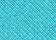 Many bright square ceramic tile Stock Photo