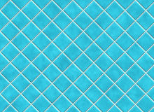 Many bright square ceramic tile. pattern texture Stock Photos