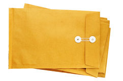 Many Brown envelopes Stock Photo