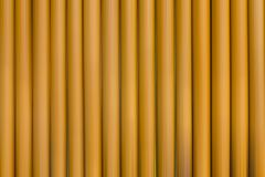 Many brown straws are rows. royalty free stock photo