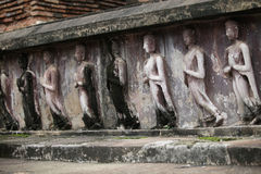 Many Buddha Royalty Free Stock Photo