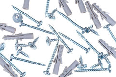 Many builders hardware Royalty Free Stock Photography