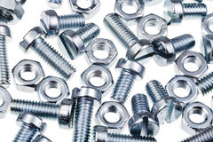 Many builders hardware Stock Photo