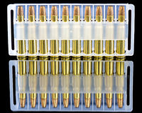 Many bullets in a holder Royalty Free Stock Photos